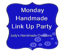 Monday Handmade Linkup Party