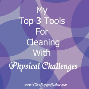 My Top 3 Cleaning Tools