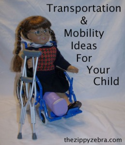 Transportation & Mobility Ideas For Your Child