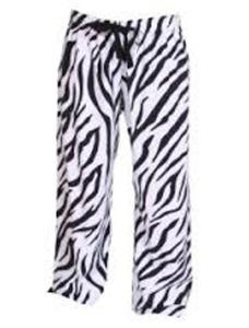 zebra pjs