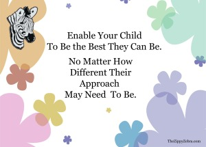 Enable Your Child