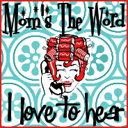 Mom's The word Linkup party