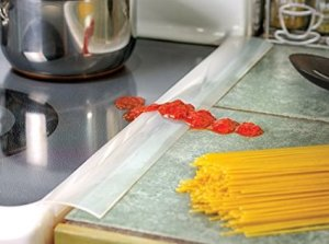 Stove Gap Protector 12 Kitchen Cleaning Time and Spoon Savers