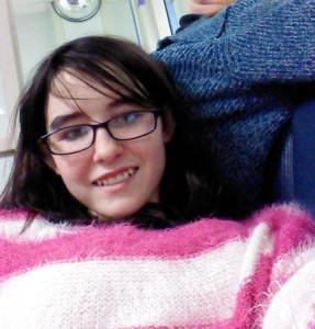 Rachel Selfie