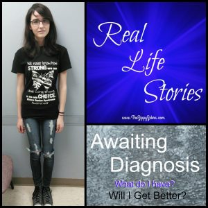 Real Life Story #4 Rachel's Marfan Journey