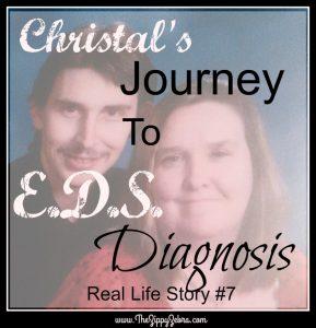 Christal's Journey to EDS Diagnosis FB