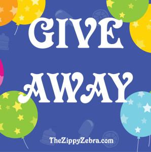 TheZippy Zebra Giveaway