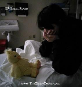 CARLE ER Exam Room