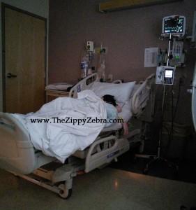 Hospital Room at Carle