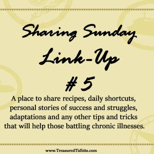Sharing Sunday #5
