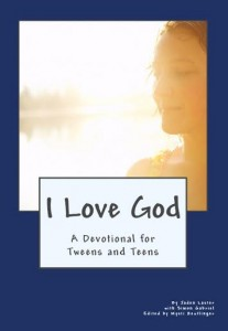I Love God Devotional Front