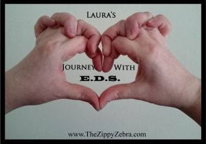 Laura's Journey With EDS Heart Hands