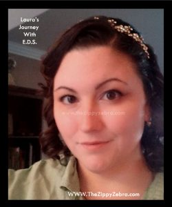 Laura's Journey With EDS Photo
