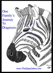 One Family's Journey to an E.D.S. Diagnosis M's Zebra