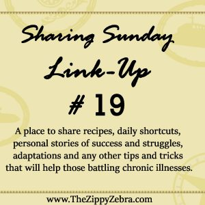 Sharing Sunday #19