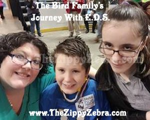 The Bird Family's Journey With E.D.S.