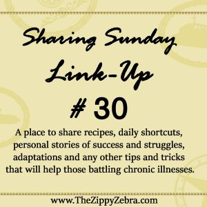 Sharing Sunday Link Up #30